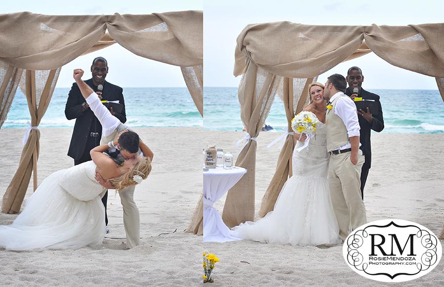 Miami-Beach-Wedding-kiss-photo