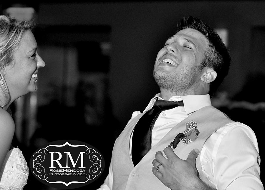 Miami-Newport-Beachside-Hotel-and-Resort-Wedding-groom-singing-photo