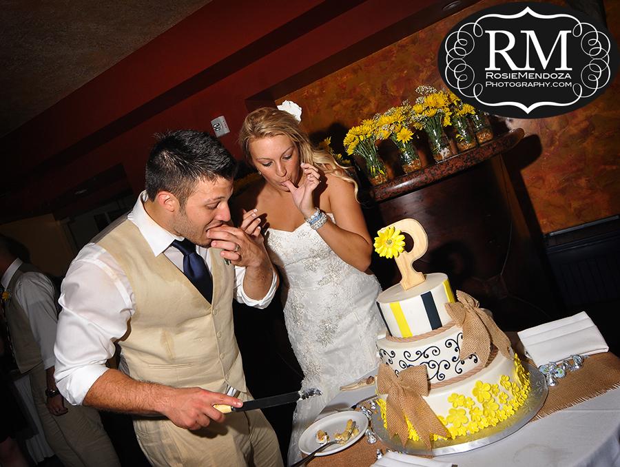 Miami-Beach-Newport-Beachside-Hotel-and-Resort-Country-Style-Wedding-Cake-photo