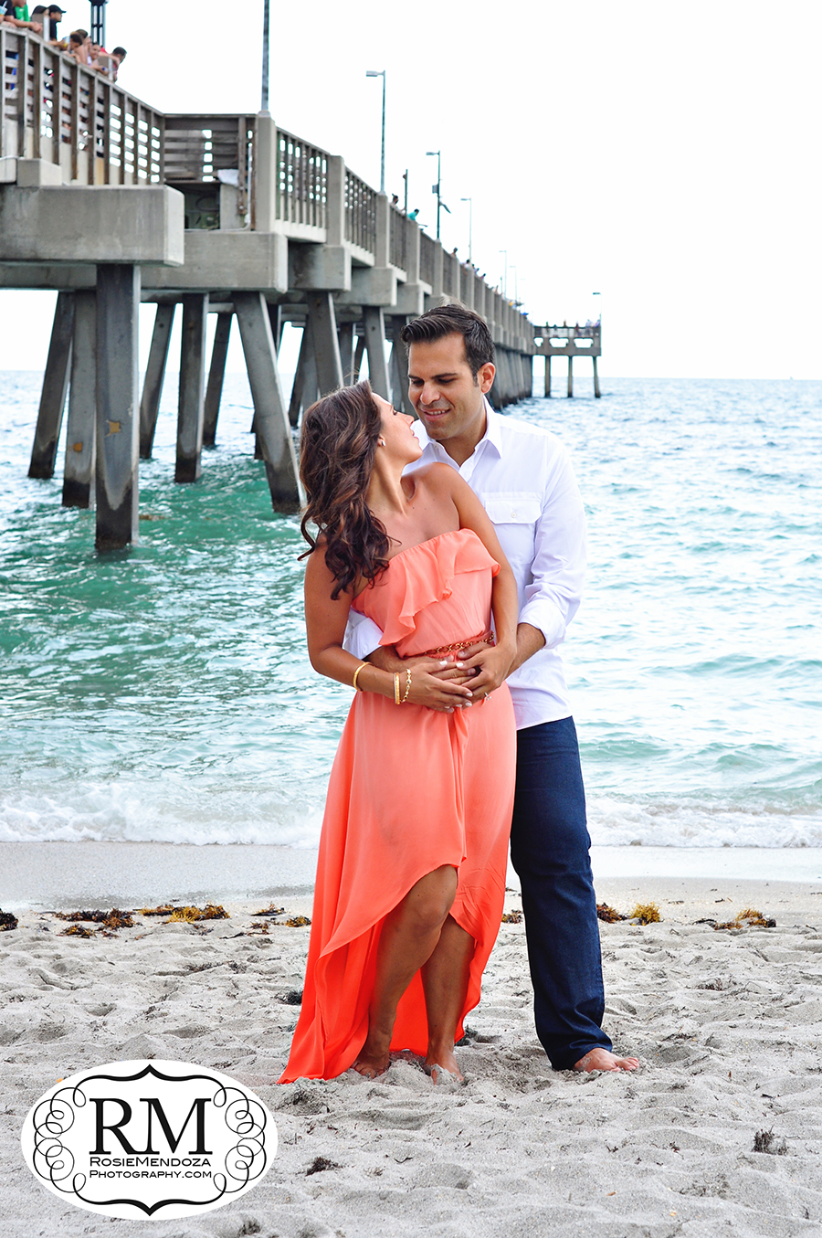 Dania-Beach-Engagement-session-photo