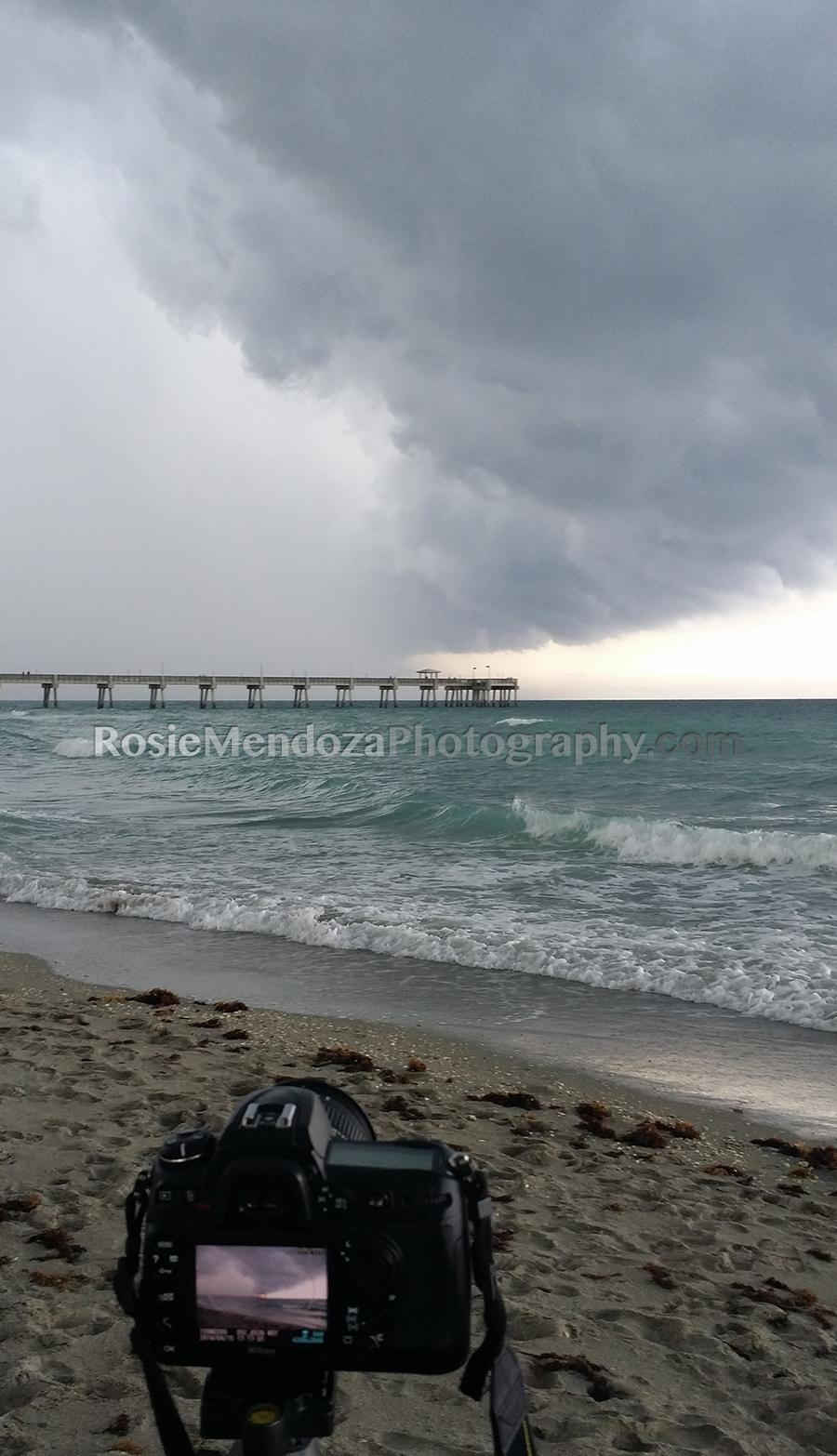 florida-beach-storm-pier-photo