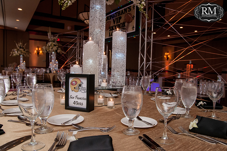 Weston Hills Country Club Bar Mitzvah - Rosie Mendoza Photography