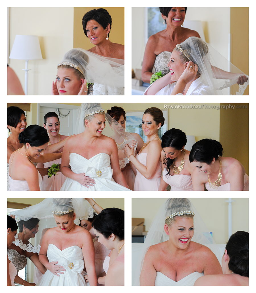 The bride is friends with some of the nicest gals… I could've photographed them all day.