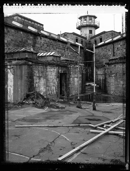 Eastern State Penitentiary, 1993