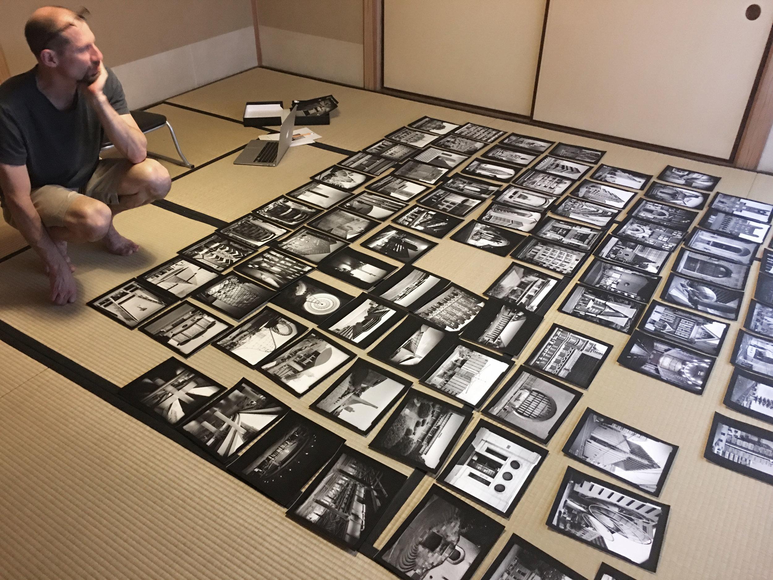 Tokyo Mo-dan editing.Photo by Kaori Ikeuchi