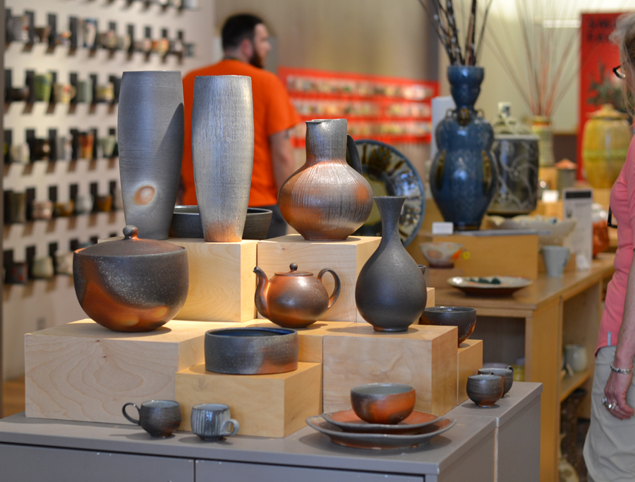 The Clay Studio Gallery