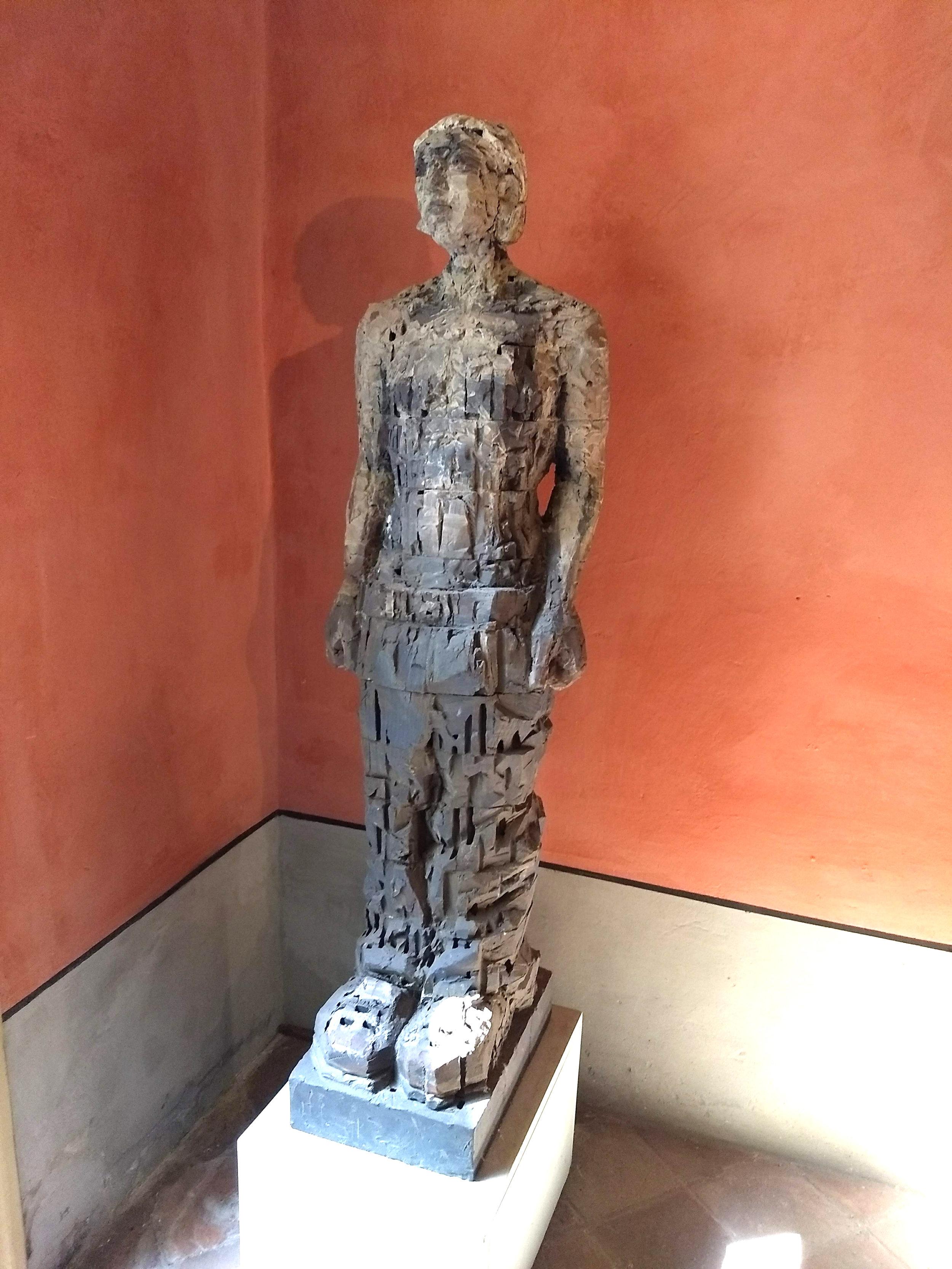life size sculpture