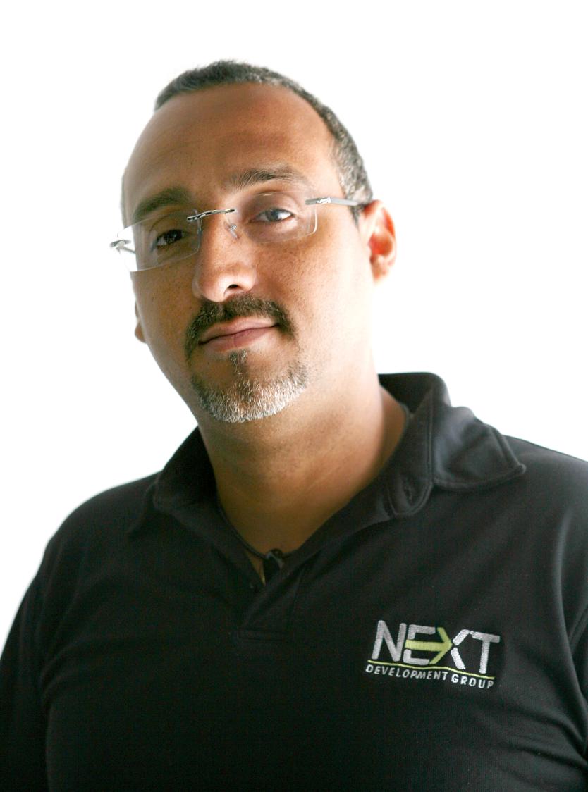 James Whittaker, Founder, Next Development Group