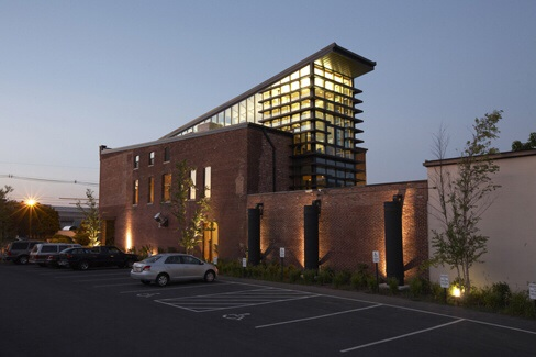 The Green Building in Louisville (Ted Wathen/Quadrant Photography, Courtesy The Green Building)