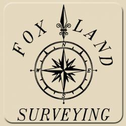 Fox Land Surveying Logo