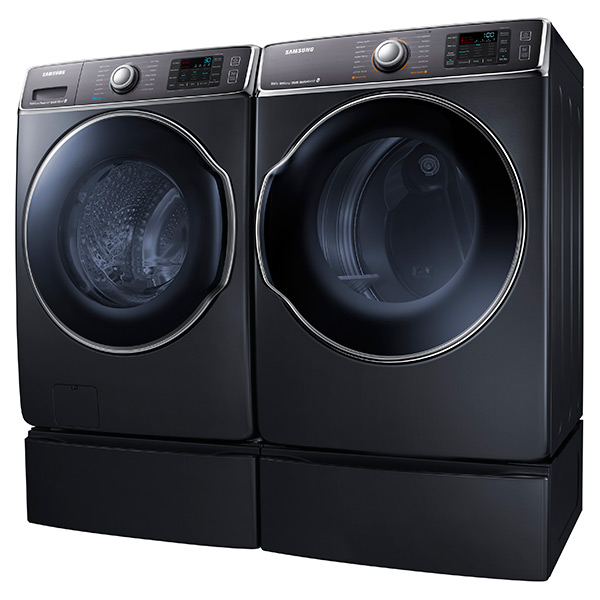 Sunset Green Home's Samsung Laundry Machines