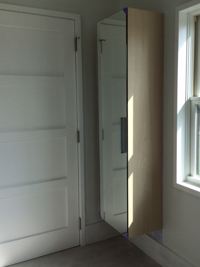 Tru-Stile no added urea-formaldehyde MDF door