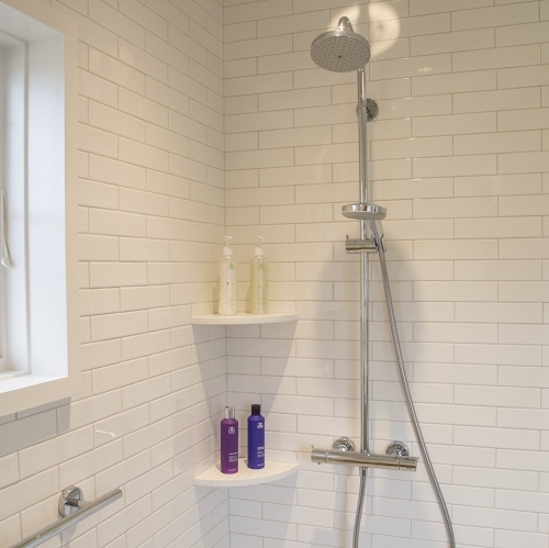Hansgrohe Croma Green Showerpipe