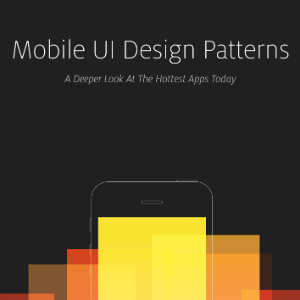 Mobile UI Design Patterns   Encyclopedia of today's most common mobile UI elements. Great way to build your visual vocabulary and design better mobile apps.