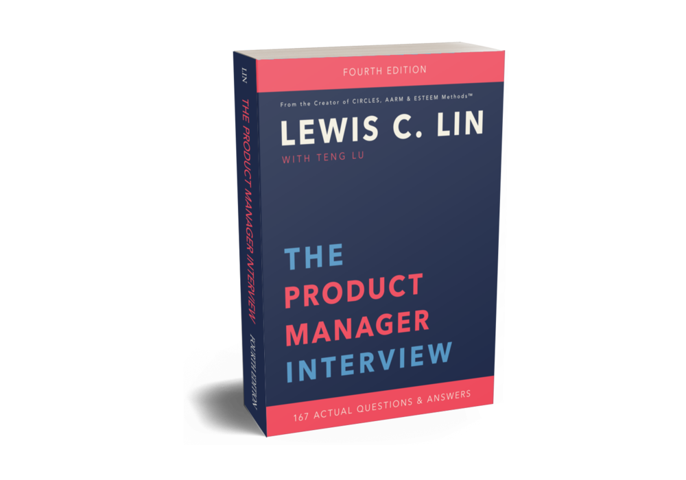 The Product Manager Interview By Lewis C Lin Ebook Kindle