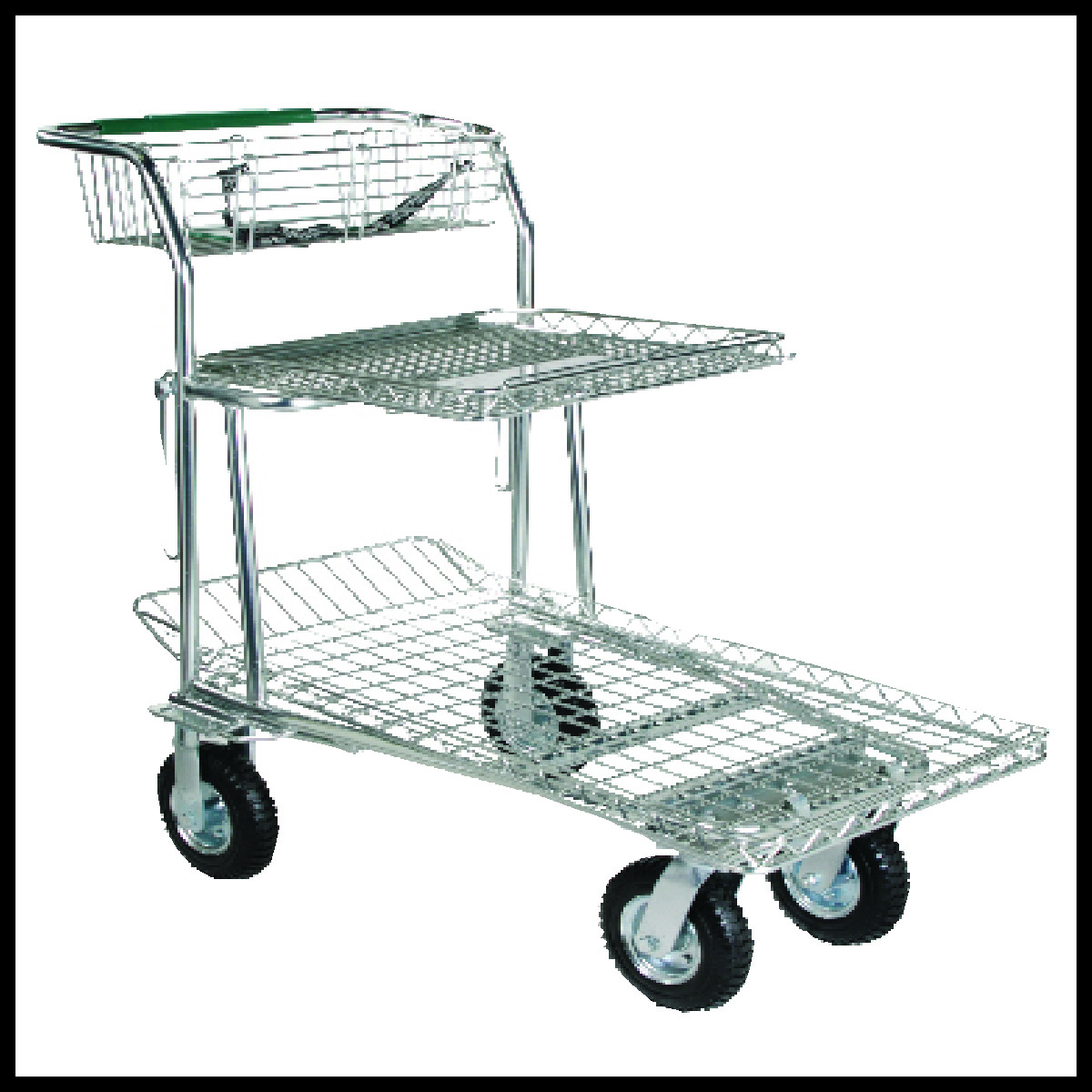 TDI Large Frame Cart with Short Upper Shelf.jpg