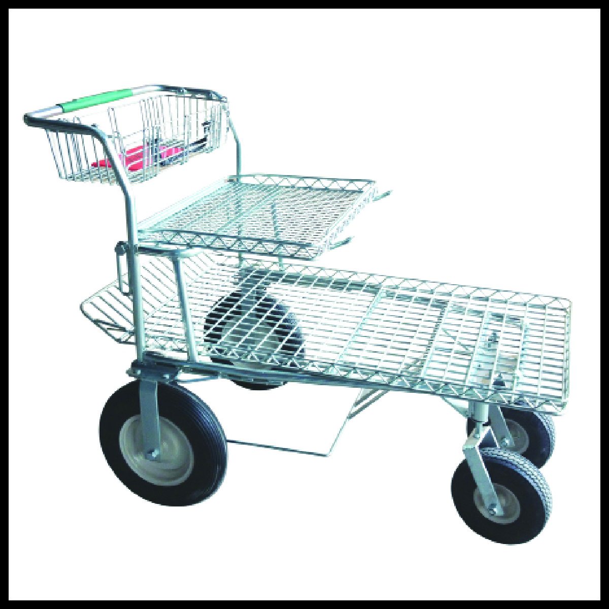 TDI All Terrain Cart with Upper Shelf.jpg