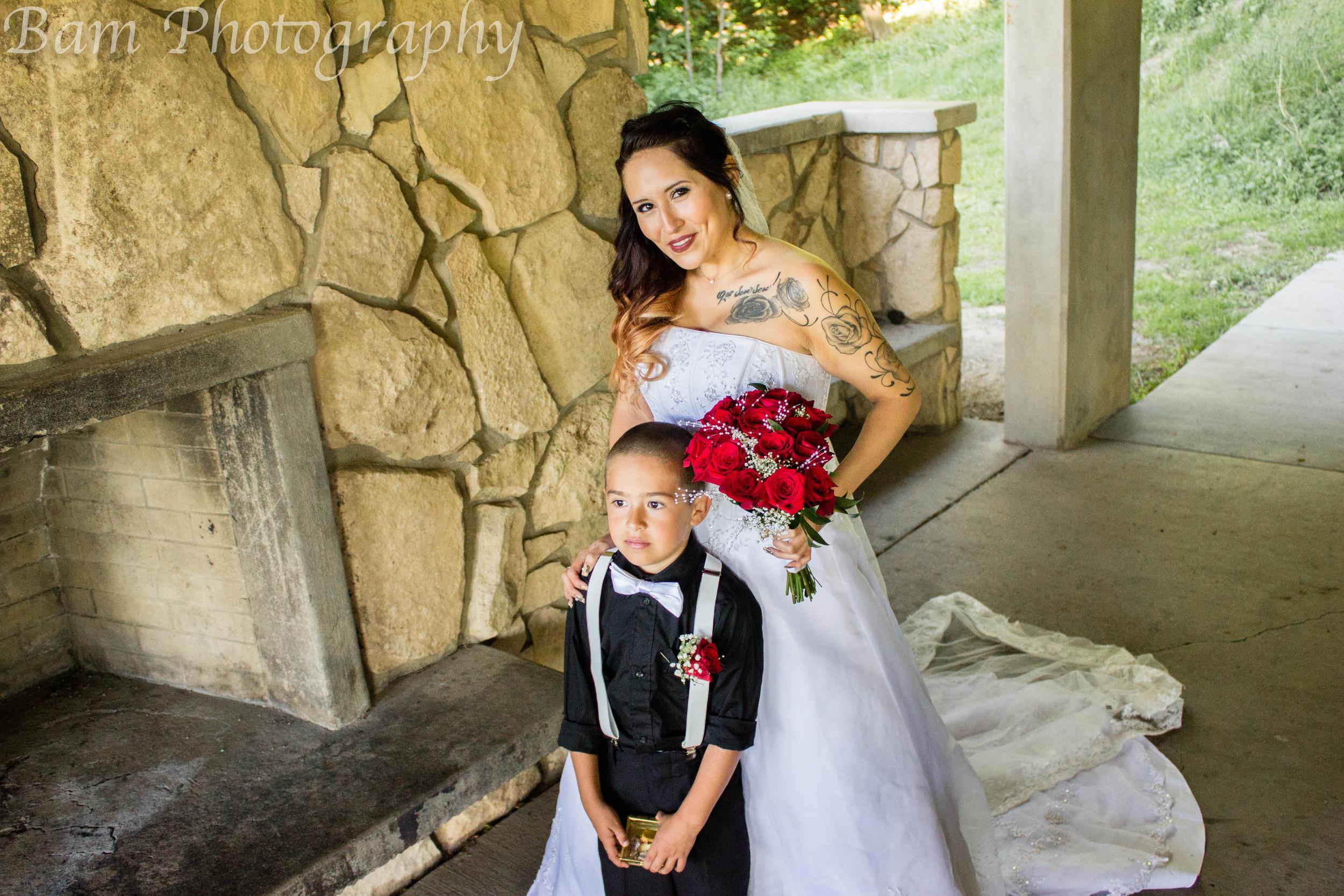 Bride & Ring Bearer