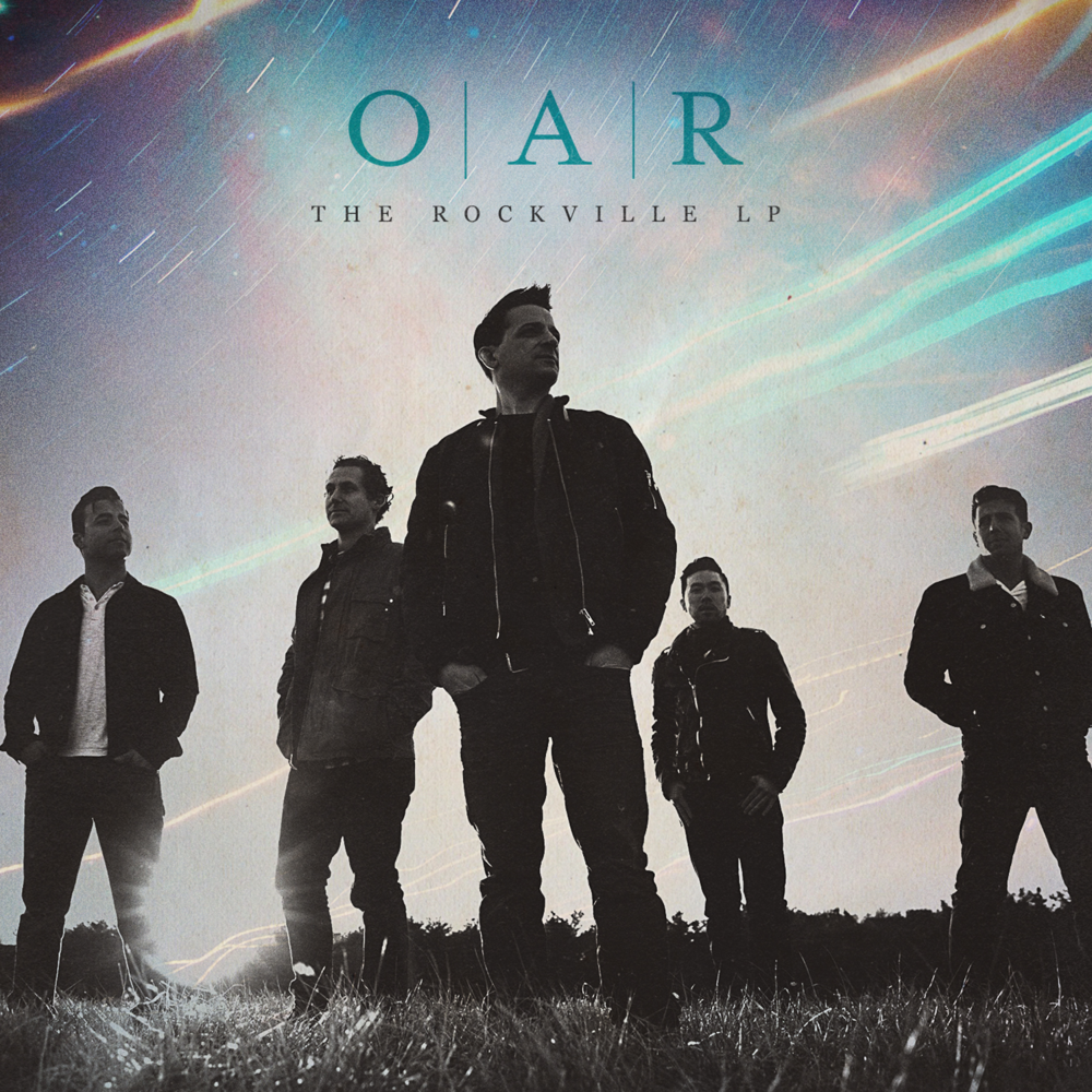 """OAR - """"The Rockville LP"""" - Digital Editing"""