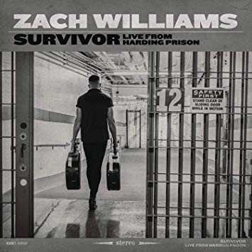 "Zach Williams - ""Survivor: Live from Harding Prison"" - Digital Editing"