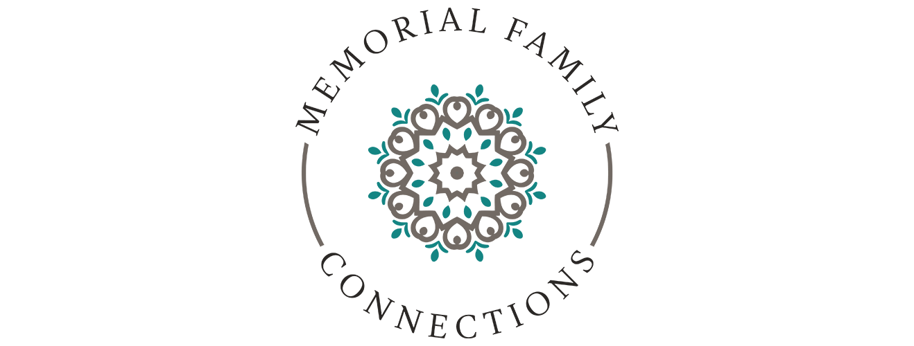 Memorial Family Connections Alternate Logo