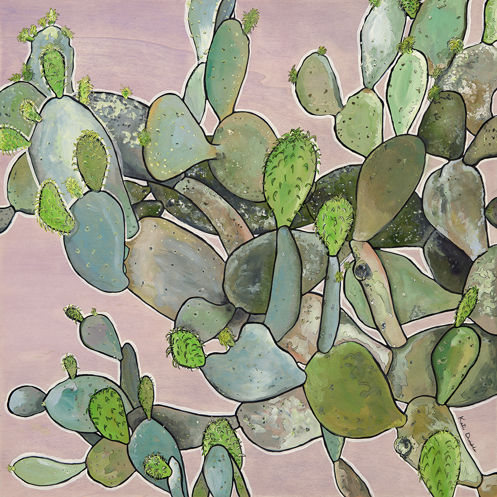 SOLD Prickly Pear Cactus
