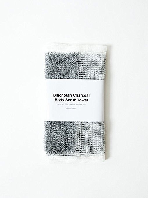 Activated Charcoal Towel $11