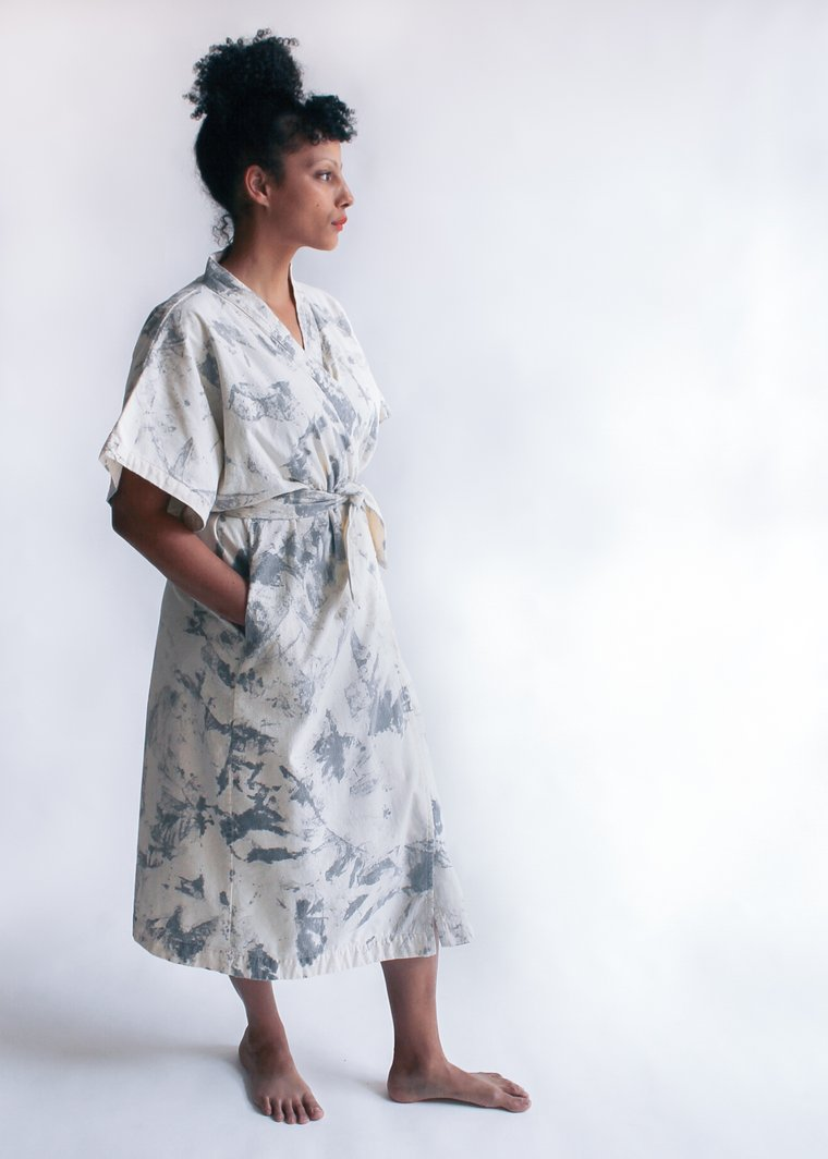 State Marbled Robe $280