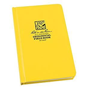 Waterproof Notebook $20