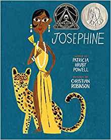 Josephine by Patricia Hruby Powell $13.19