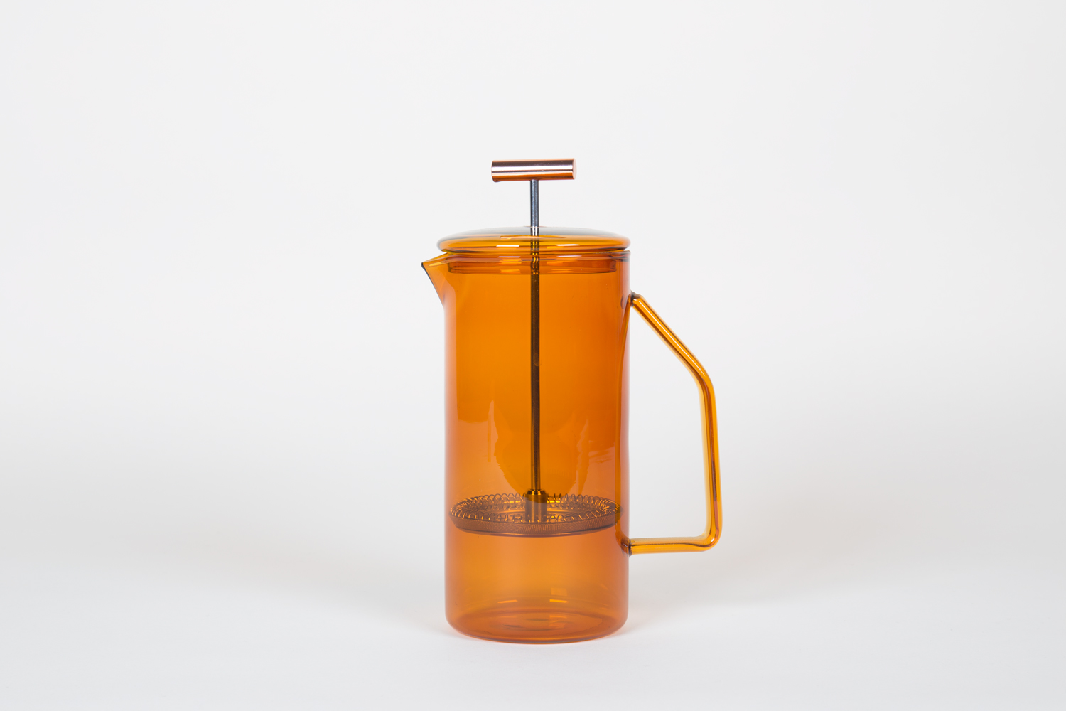 Yield Amber French Press $85