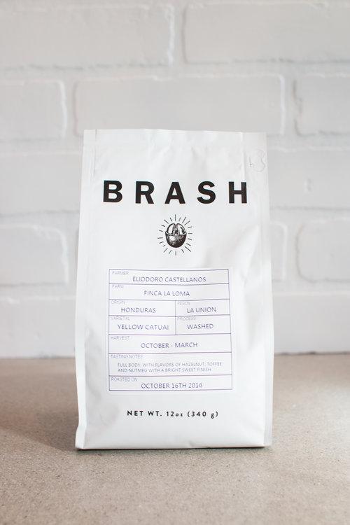 Brash Coffee $18