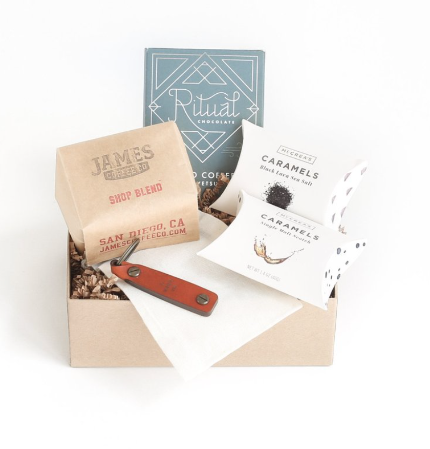 Essentially His Gift Box $60