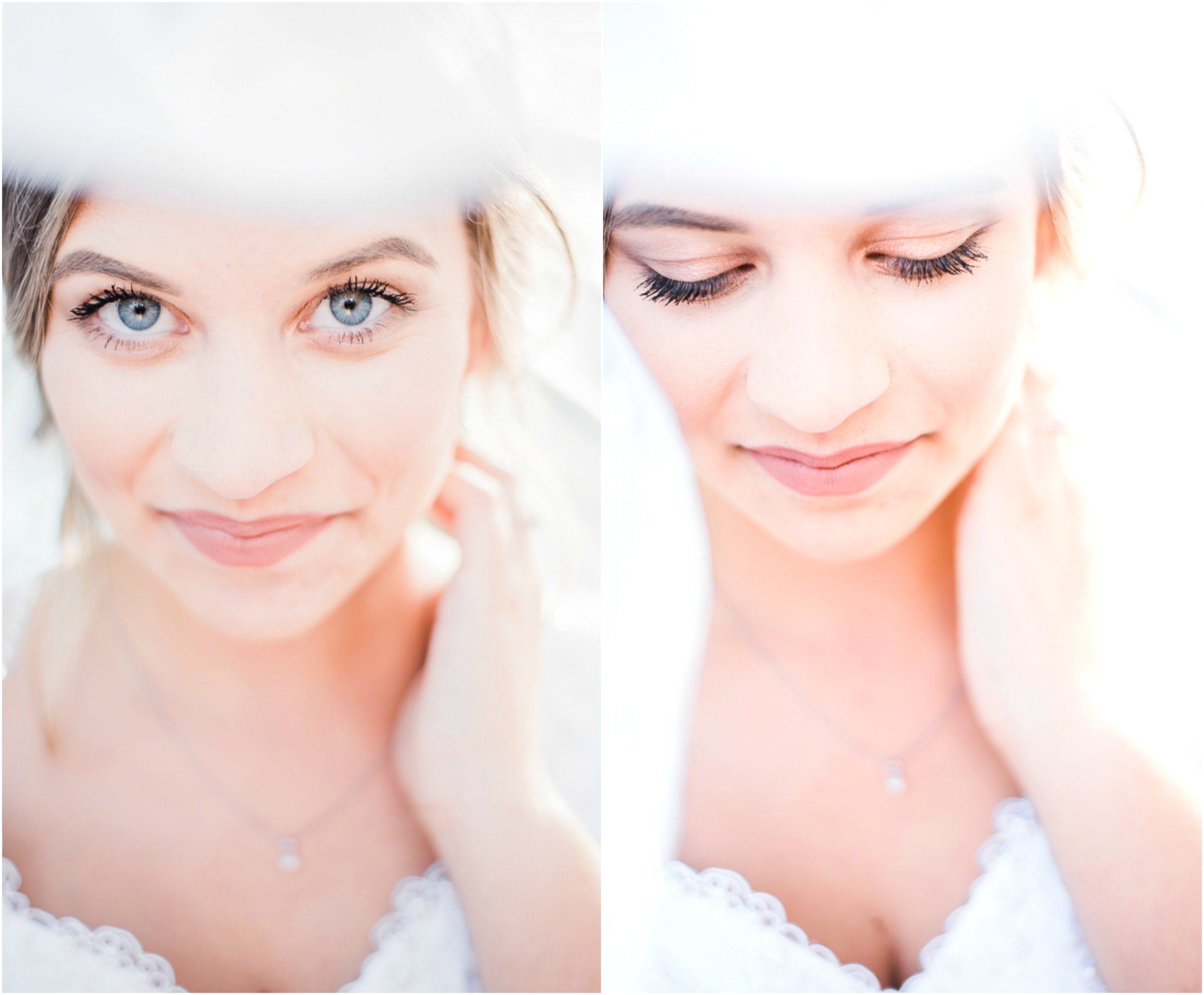 Bridal Portrait, Outdoor Bridal Portrait, Garden Bridal Portrait 05.jpg