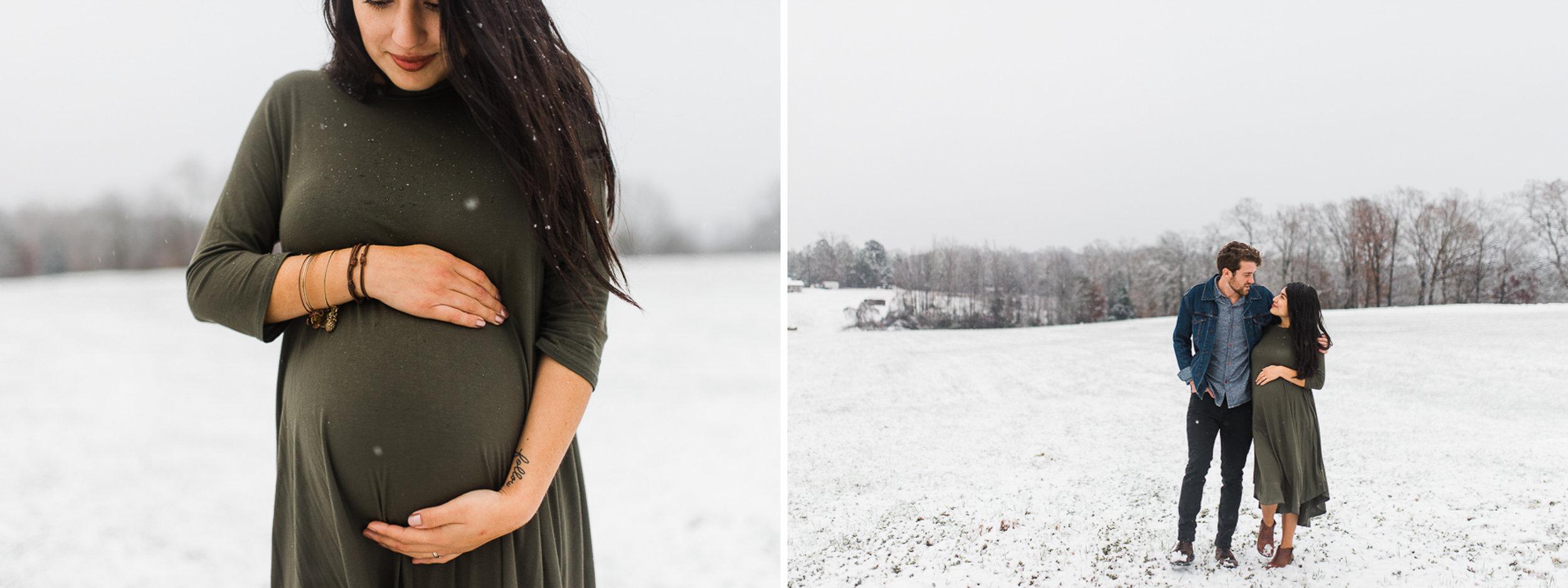 Snow, Winter, Baby Bump, Maternity, Photo 11-1.jpg