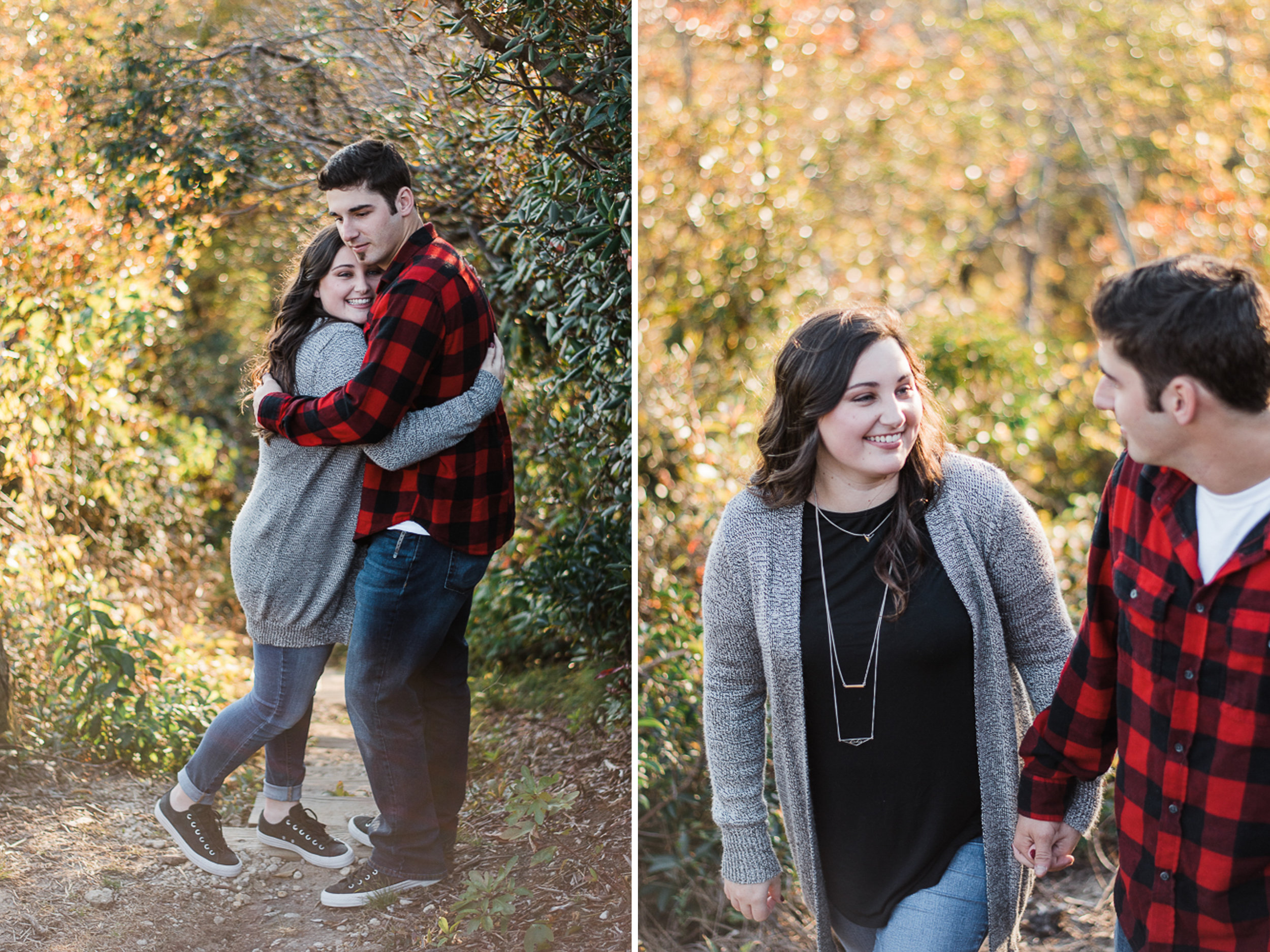 Mountain Engagement Portraits, Fall Engagement Photos, Engaged, 02.jpg