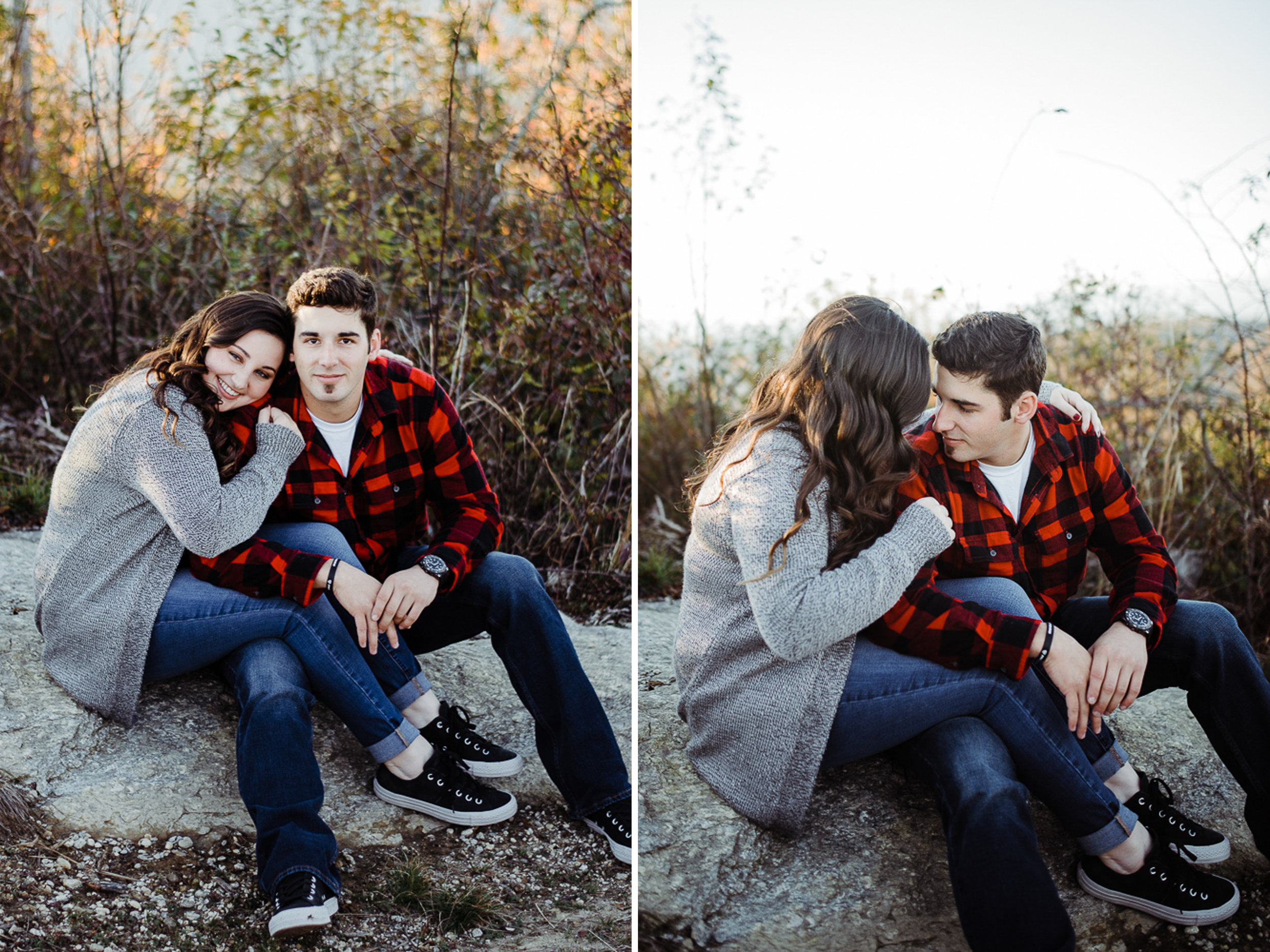 Mountain Engagement Portraits, Fall Engagement Photos, Engaged, 04.jpg