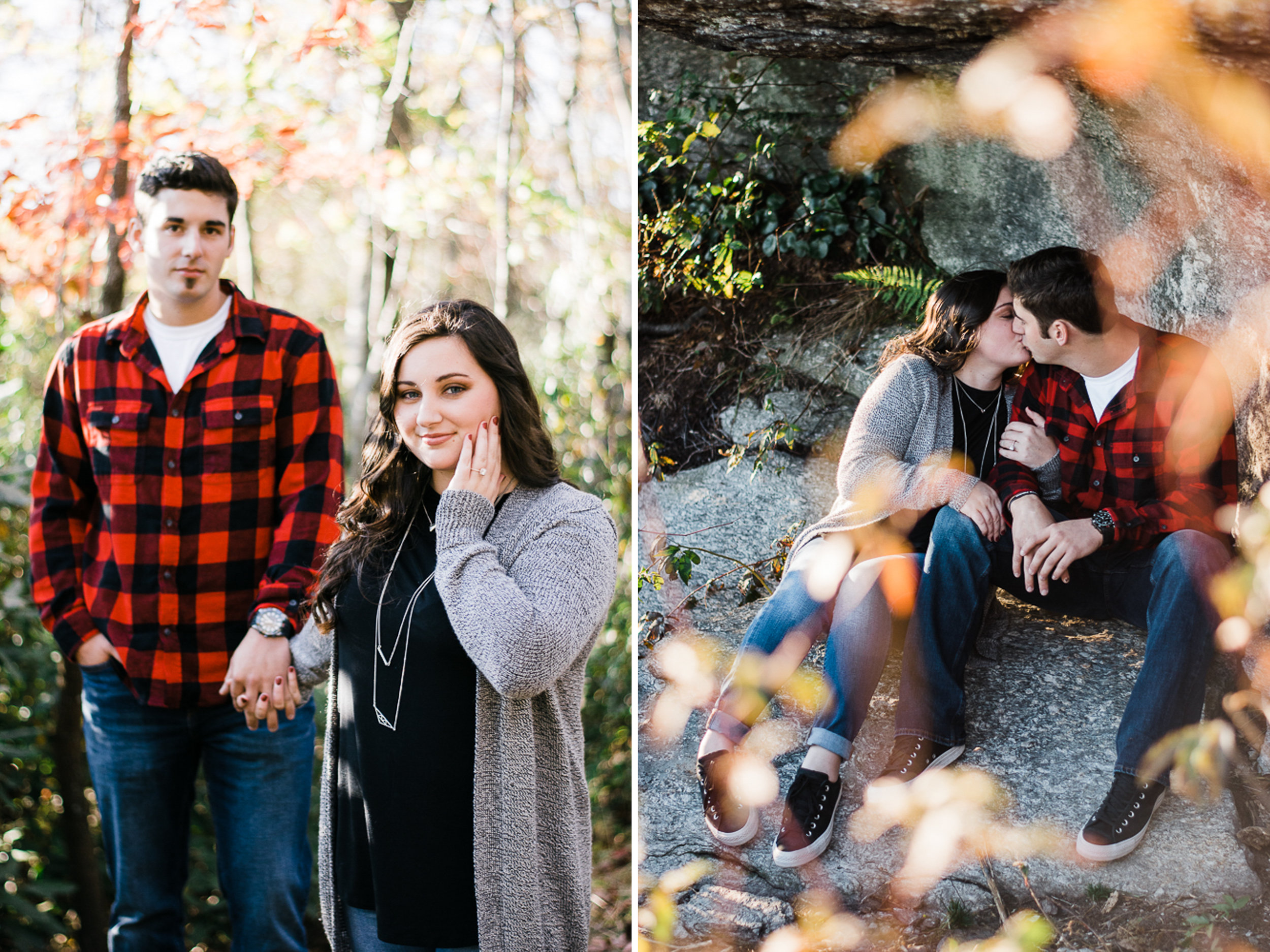 Mountain Engagement Portraits, Fall Engagement Photos, Engaged, 15.jpg
