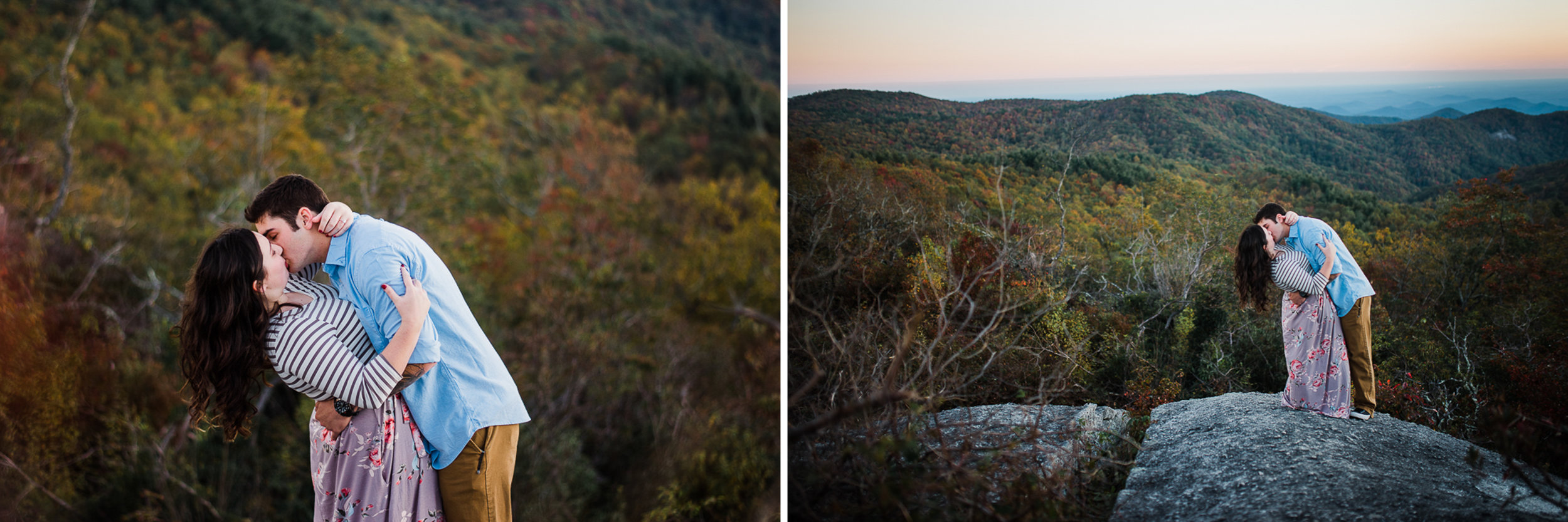 Mountain Engagement Portraits, Fall Engagement Photos, Engaged, 24.jpg