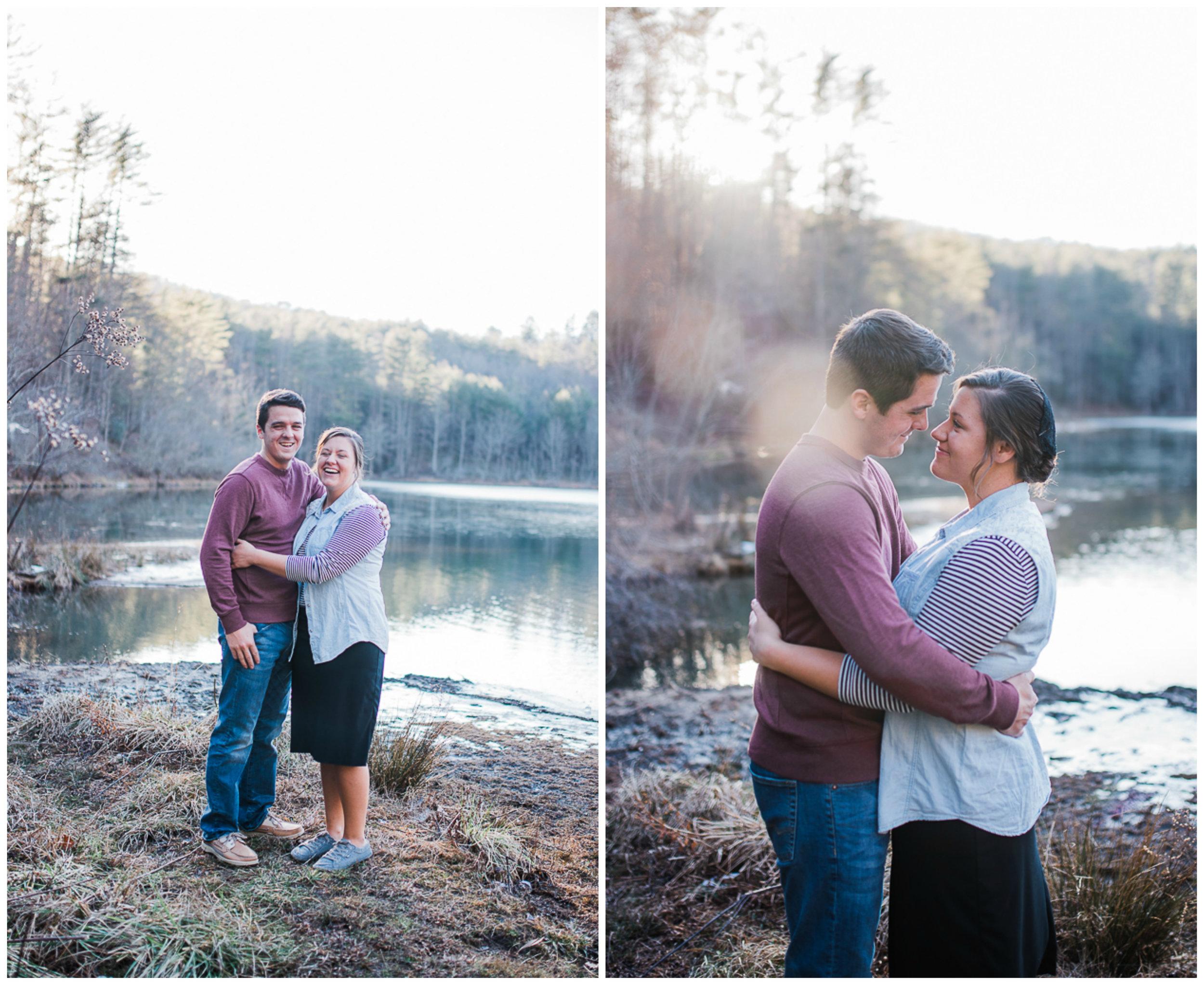 Engagement Portraits, Mountain Engagement, Winter Engagement 1.jpg
