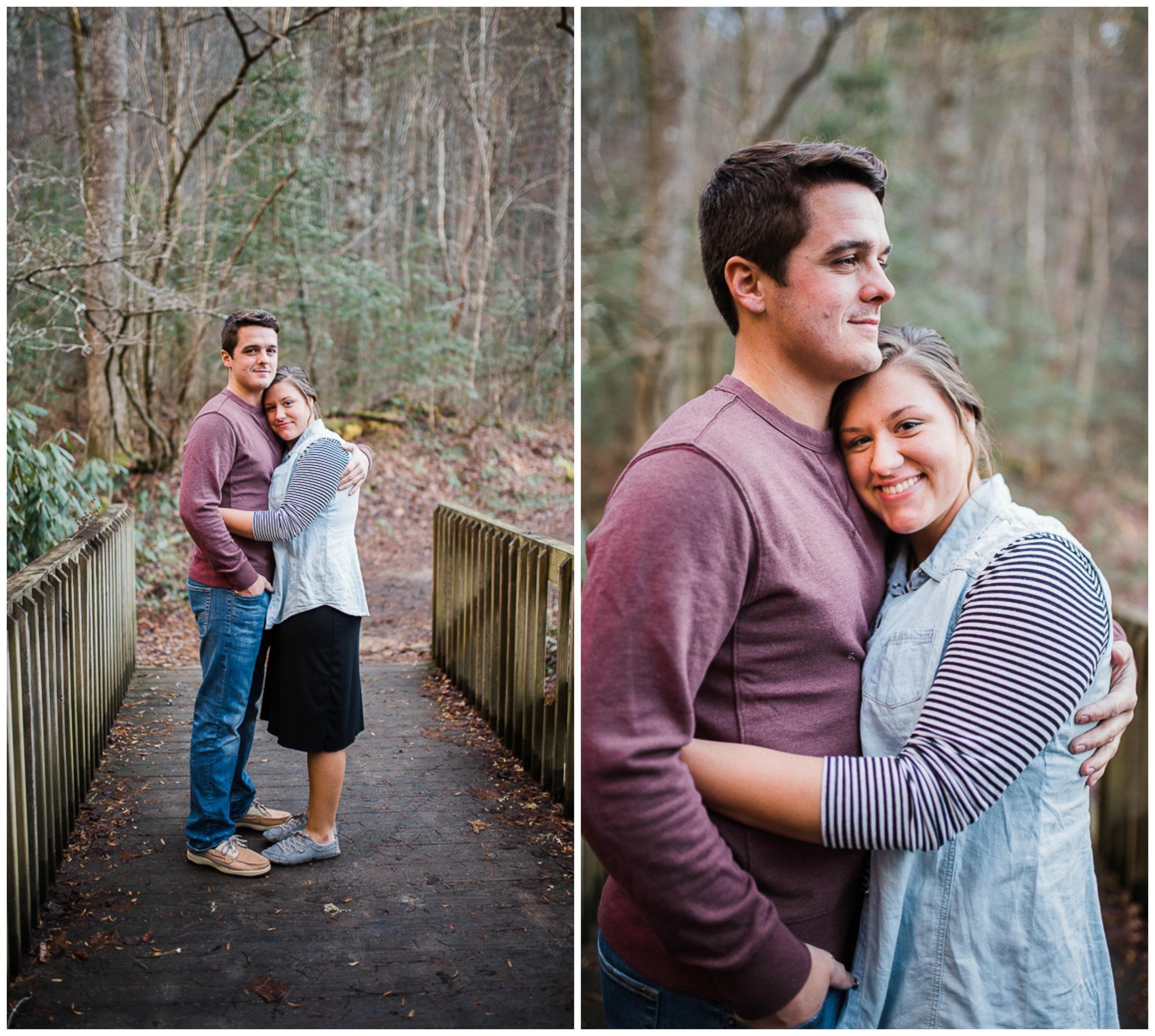 Engagement Portraits, Mountain Engagement, Winter Engagement 5.jpg
