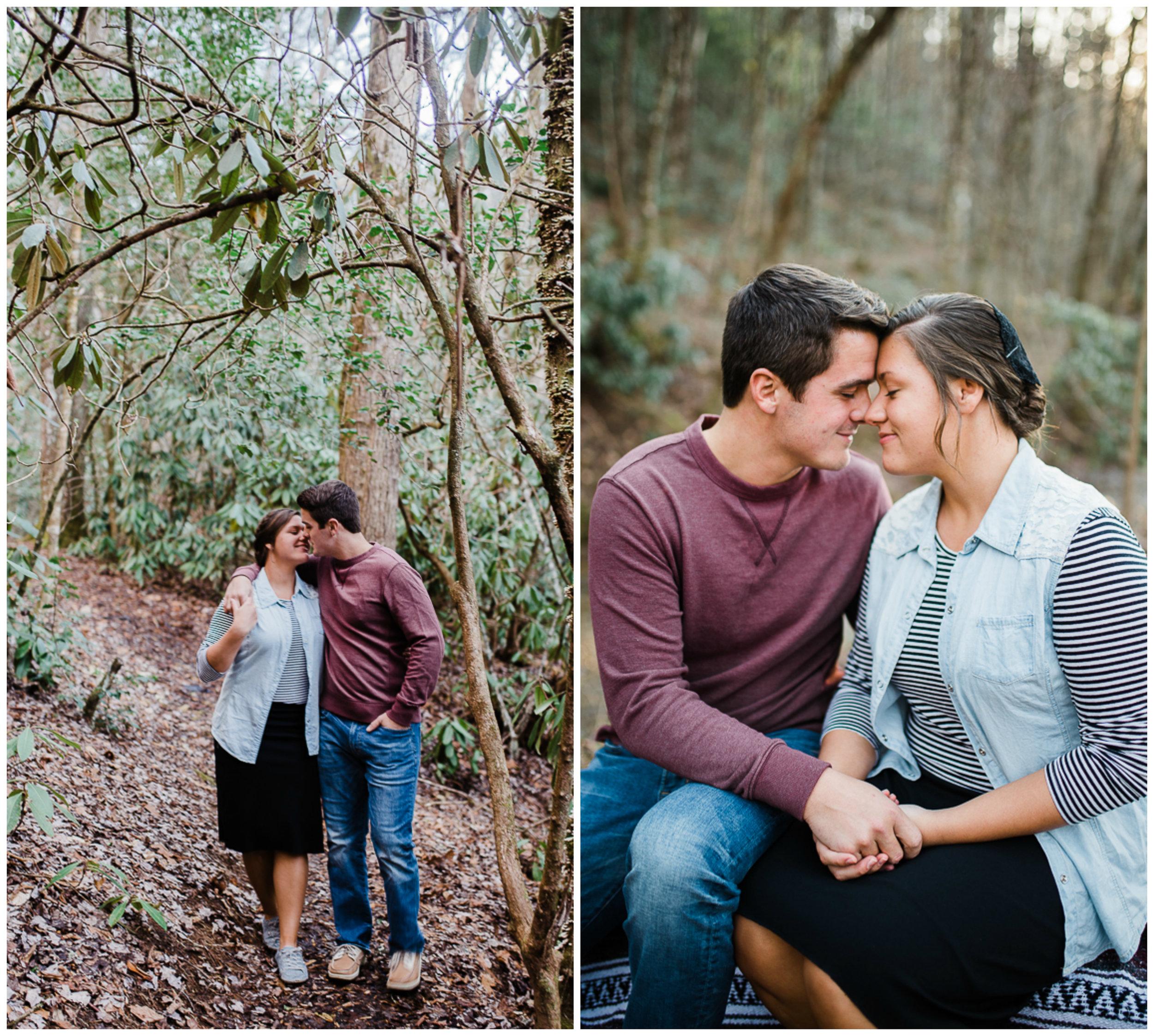 Engagement Portraits, Mountain Engagement, Winter Engagement 7.jpg