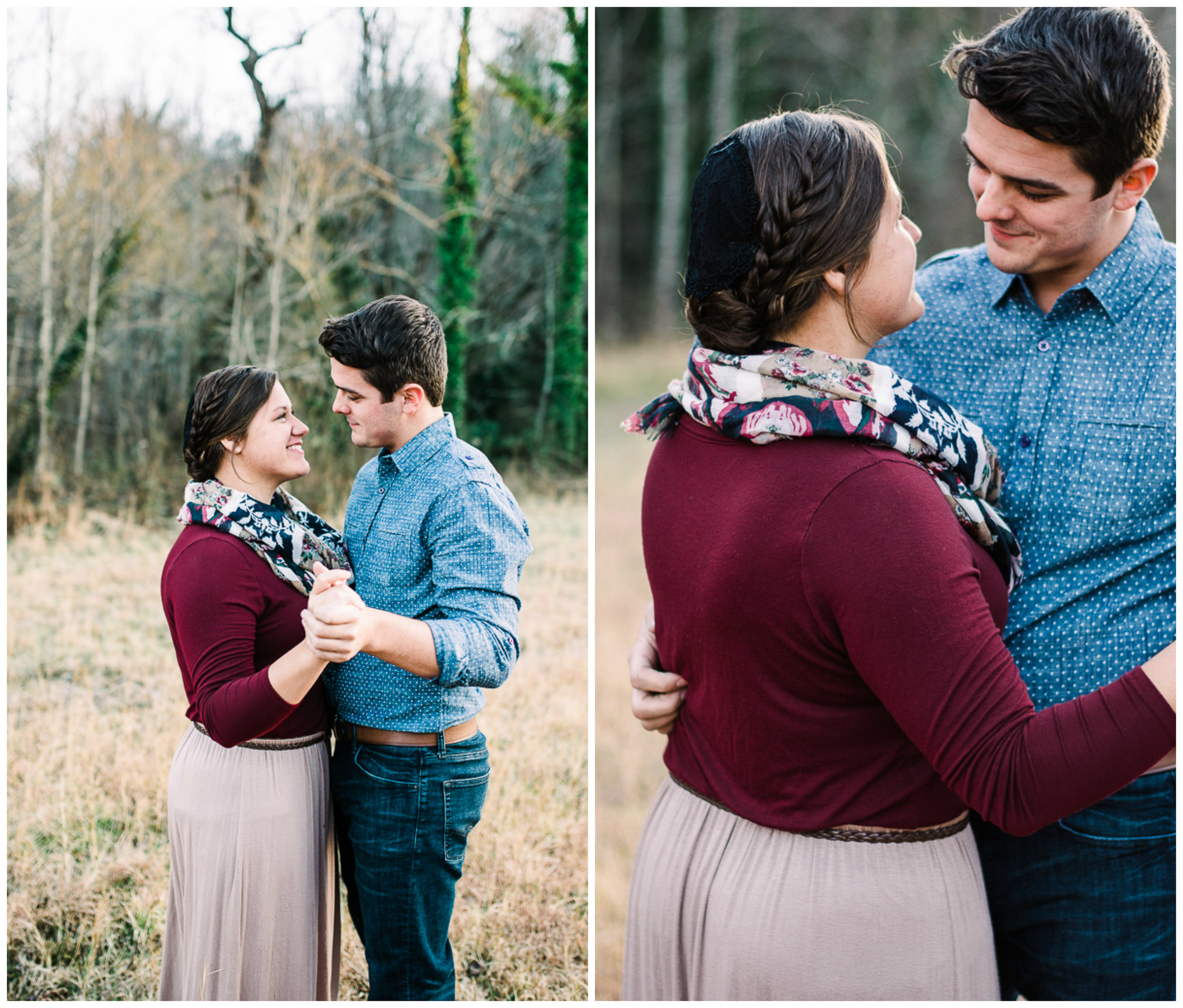 Engagement Portraits, Mountain Engagement, Winter Engagement 11.jpg