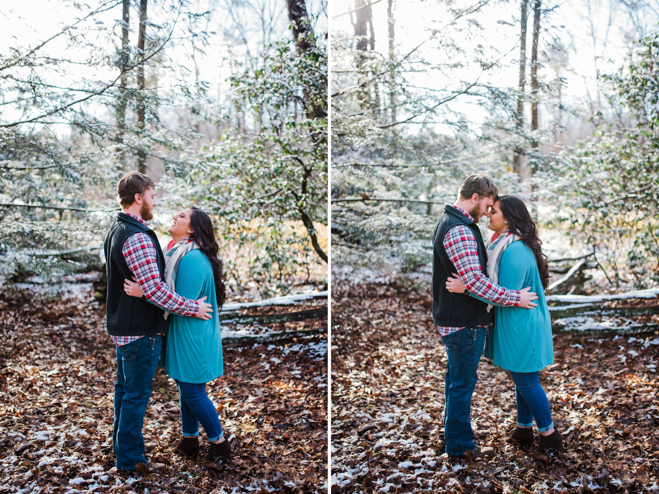 Winter Engagement, Snow Engagement Portraits, Mountain Engagement Pictures, 01.jpg