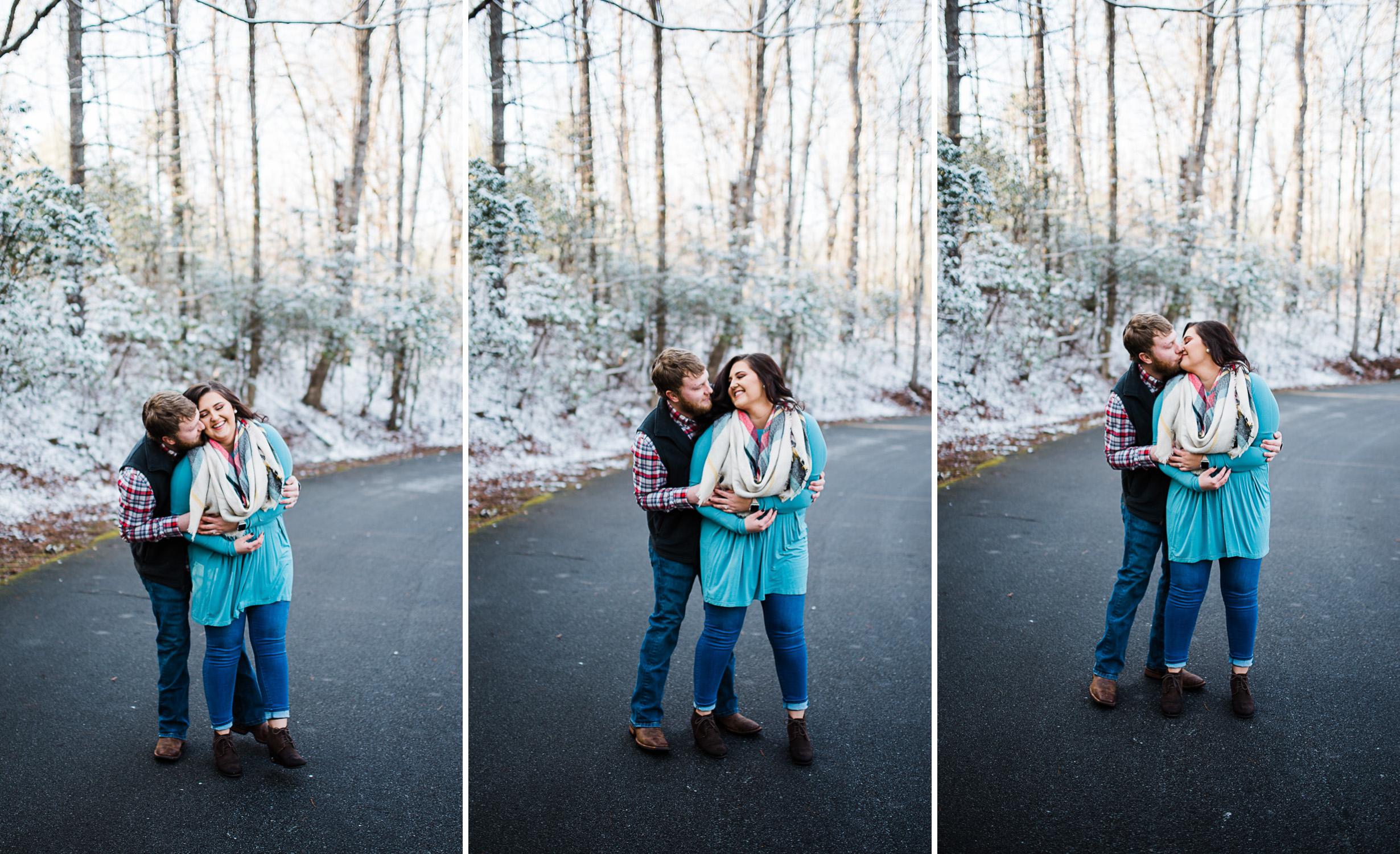 Winter Engagement, Snow Engagement Portraits, Mountain Engagement Pictures, 05.jpg
