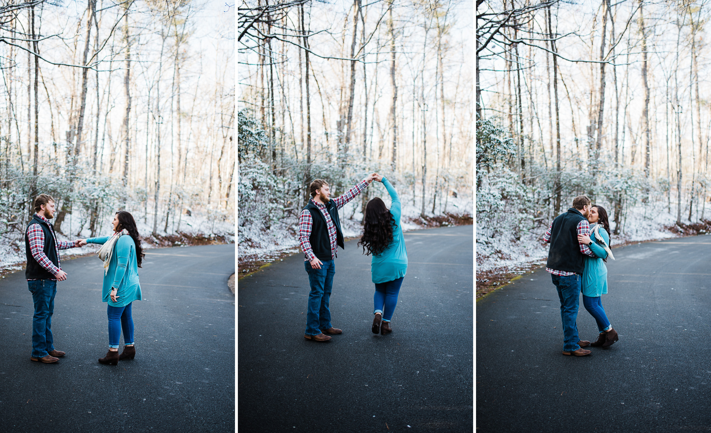 Winter Engagement, Snow Engagement Portraits, Mountain Engagement Pictures, 06.jpg