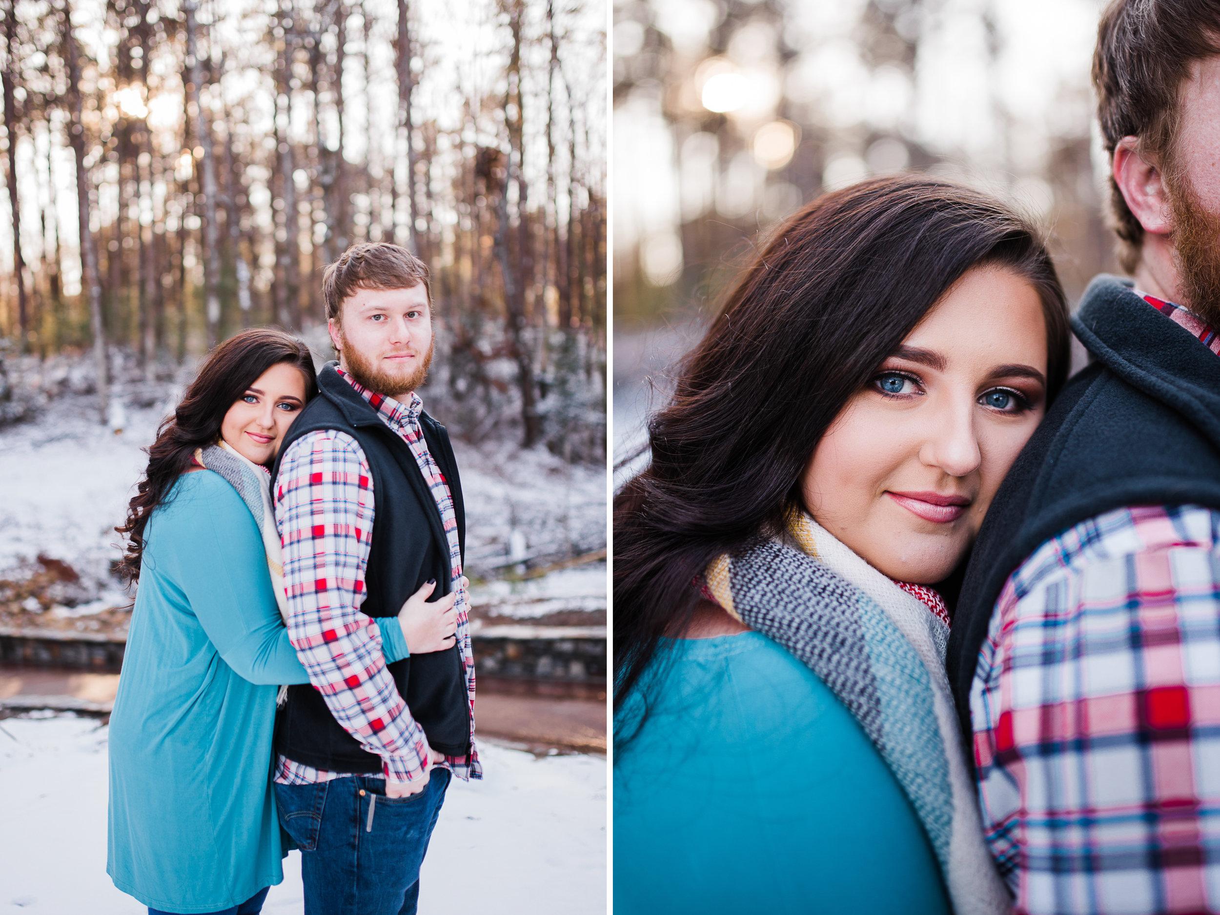 Winter Engagement, Snow Engagement Portraits, Mountain Engagement Pictures, 08.jpg