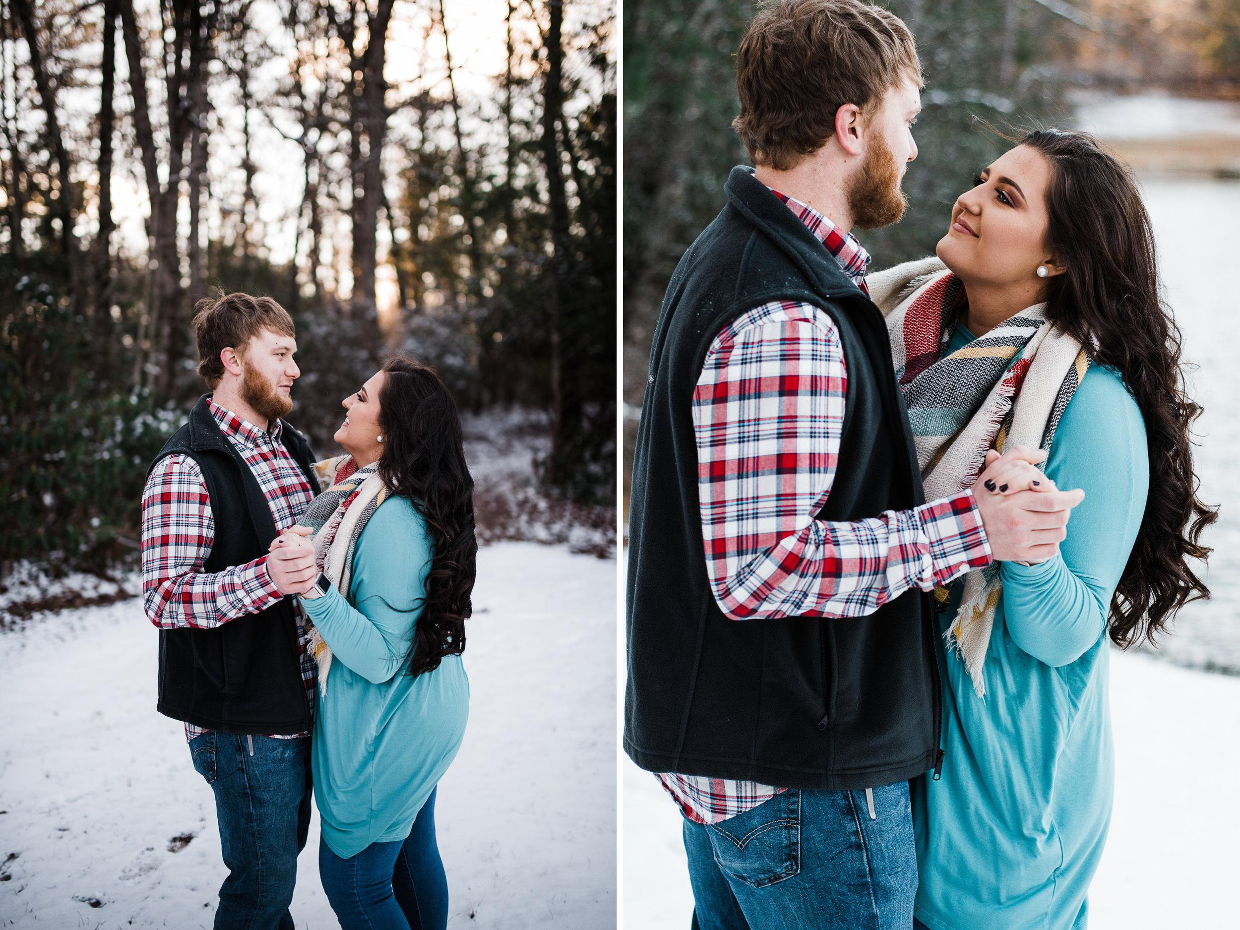 Winter Engagement, Snow Engagement Portraits, Mountain Engagement Pictures, 20.jpg
