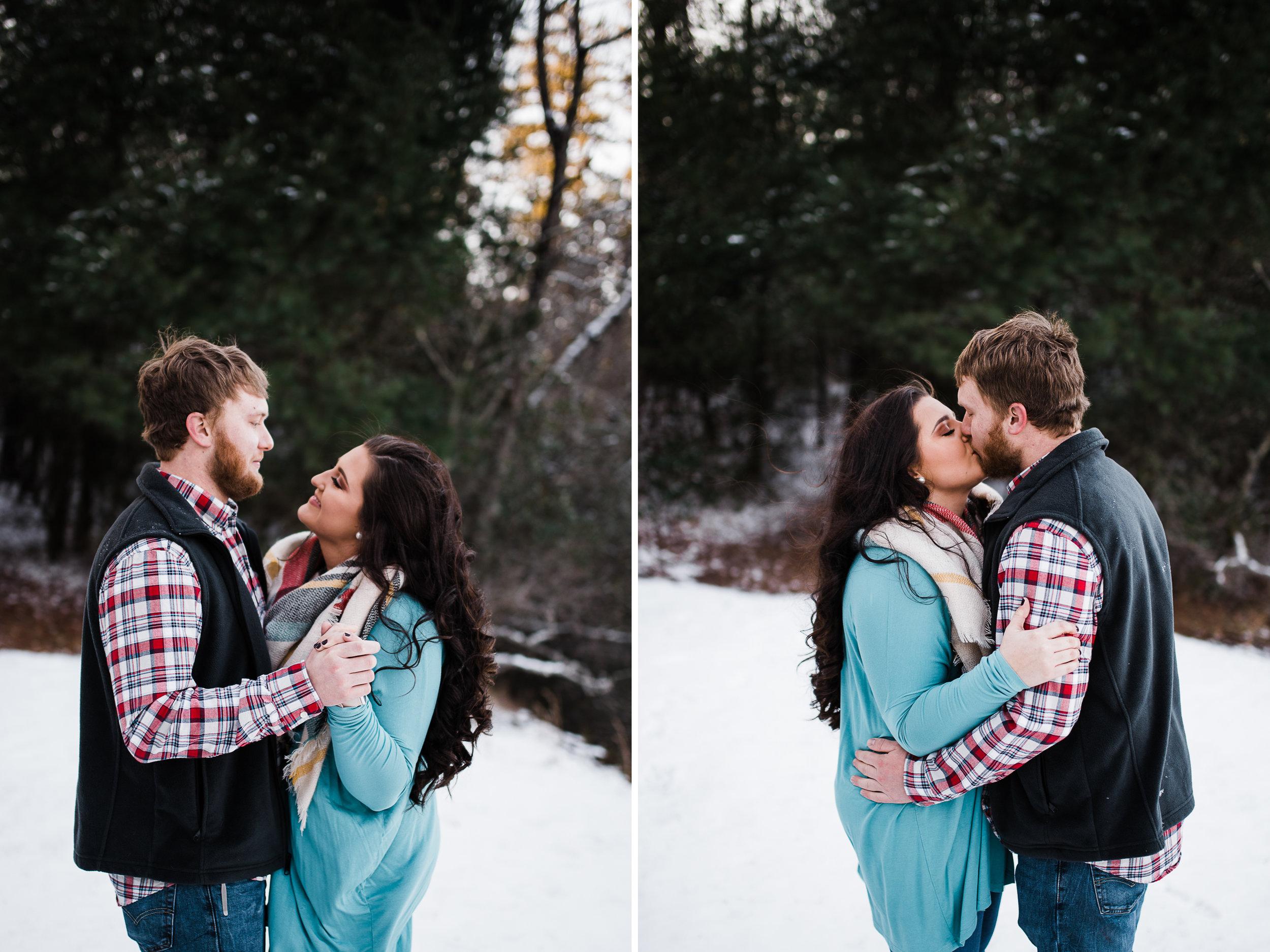 Winter Engagement, Snow Engagement Portraits, Mountain Engagement Pictures, 21.jpg