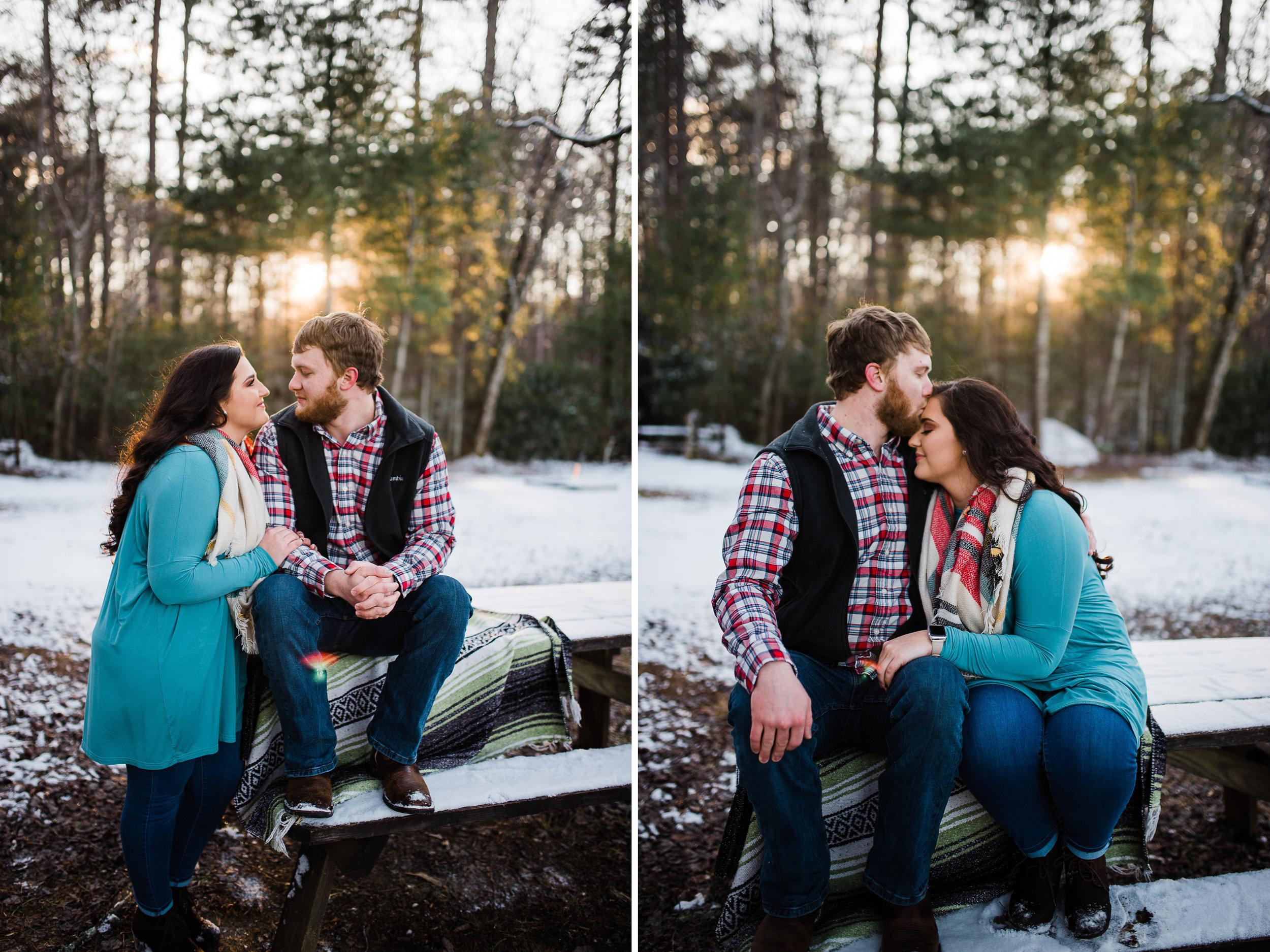 Winter Engagement, Snow Engagement Portraits, Mountain Engagement Pictures, 23.jpg